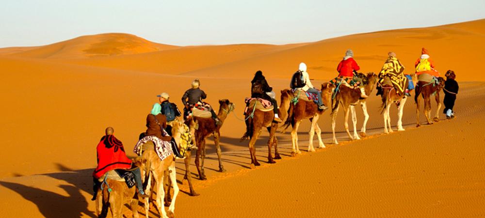 Morocco Sahara Desert trip from Marrakech to Merzouga